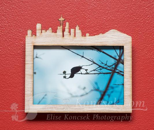 Fantastisch Picture Frames Seattle Galerie - Badspiegel Rahmen Ideen ...